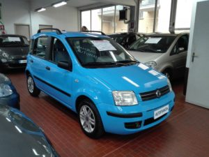 FIAT PANDA 1.2 EMOTION DUALOGIC