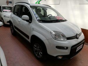 FIAT PANDA 4X4 1.3 M-JET 95CV