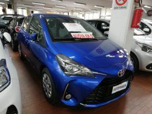 Toyota Yaris 1.0 Active 5p