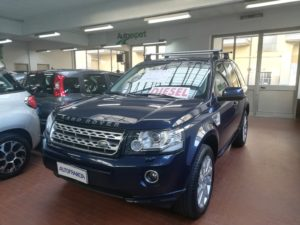 LAND ROVER FREELANDER 2.2 SD4 190CV SE