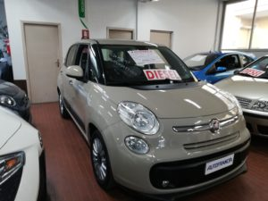 FIAT 500L 1.3 M-JET DUALOGIC POP STAR