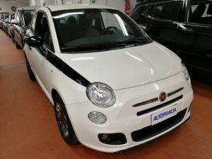 FIAT 500 S 1.2 69CV