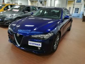 ALFA ROMEO GIULIA 2.2 SUPER AT8 150CV