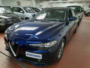 ALFA ROMEO GIULIA 2.2 TD 150CV AT8 SUPER