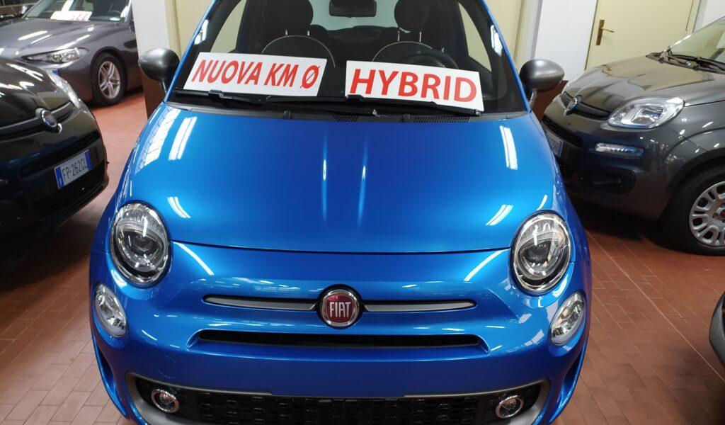 FIAT 500 1.0 FIREFLY 70CV HYBRID SPORT