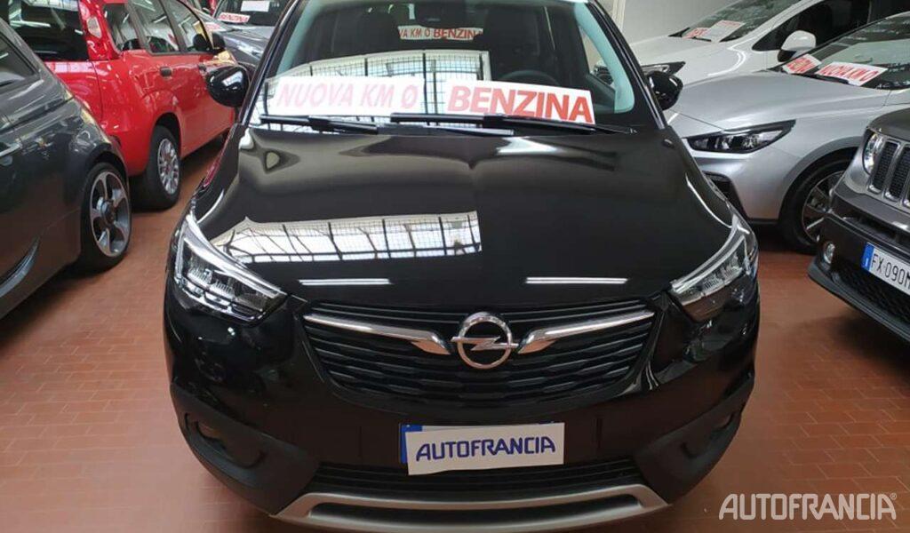 Opel Crossland X 1.2 83cv