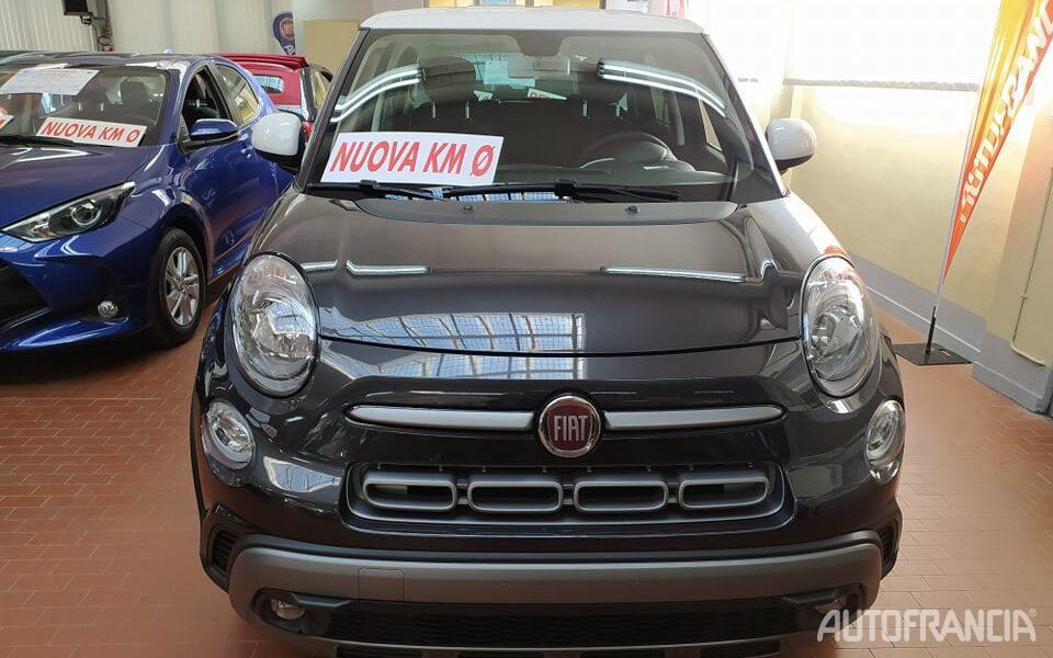 Fiat 500L 1.4 95cv Connect