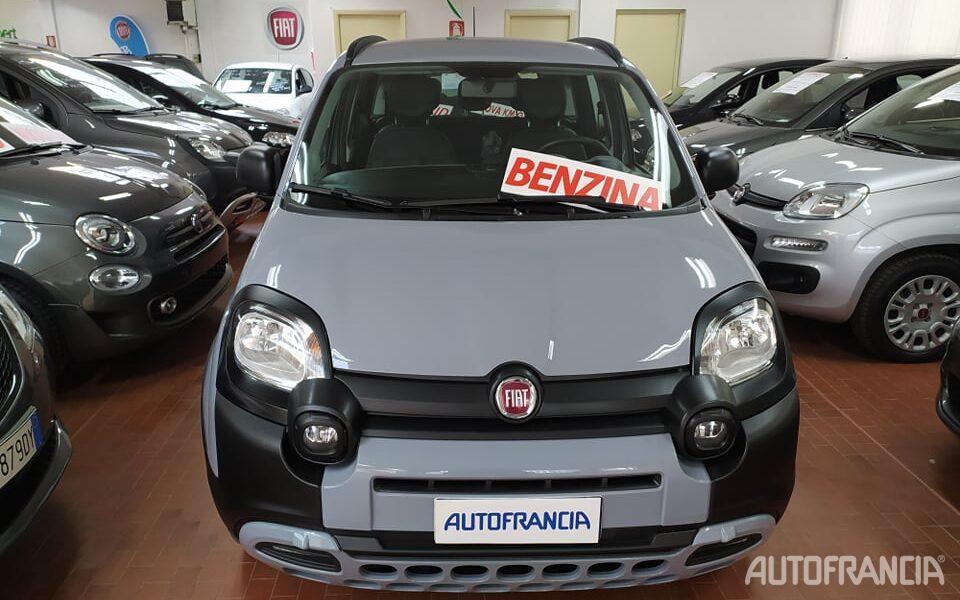 Fiat Panda 1.2 69cv City Cross