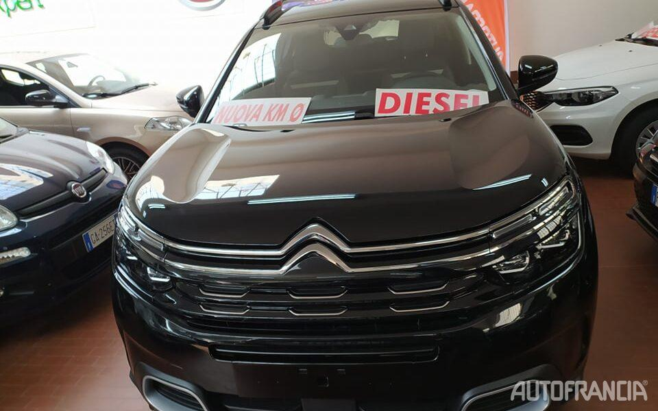 Citroen C5 Aircross 1.5 Bluehdi 130cv Shine