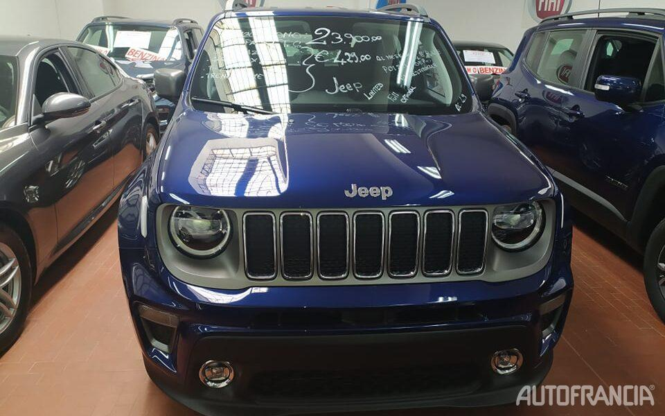 Jeep Renegade 1.6 M-jet 130cv Limited