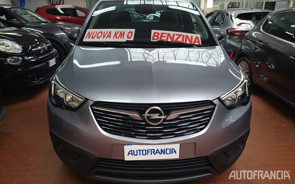Opel Crossland X 1.2 83cv Advance