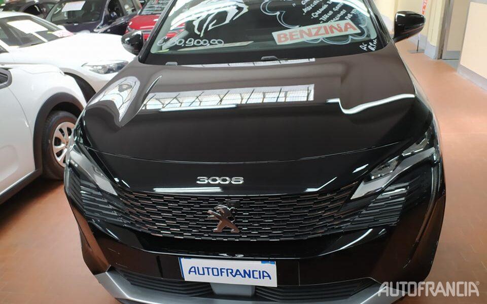 Peugeot 3008 1.5 Bluehdi 130cv Allure Pack Cambio Automatico