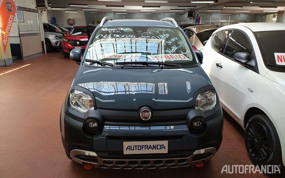 FIAT PANDA 1.0 HYBRID 70CV CROSS