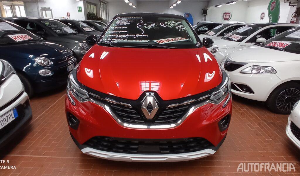 Renault Captur 1.0 Tce 90cv INTENS