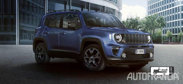 Nuova Jeep Renegade Autofrancia a Torino
