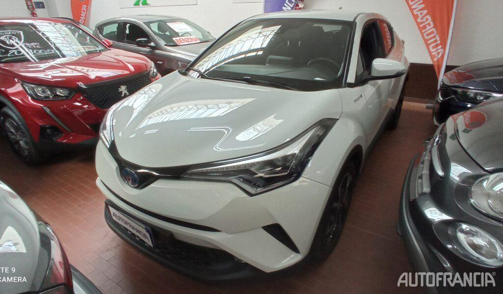 Toyota C-HR 1.8 e-cvt 98cv ACTIVE HYBRID
