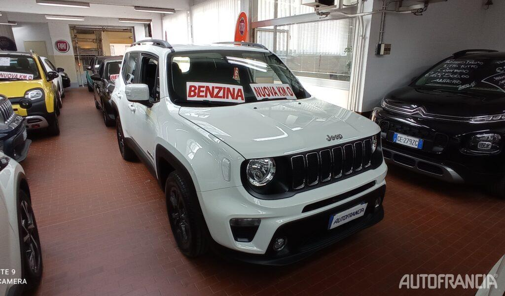 Jeep Renegade 1.0 T3 120cv LONGITUDE
