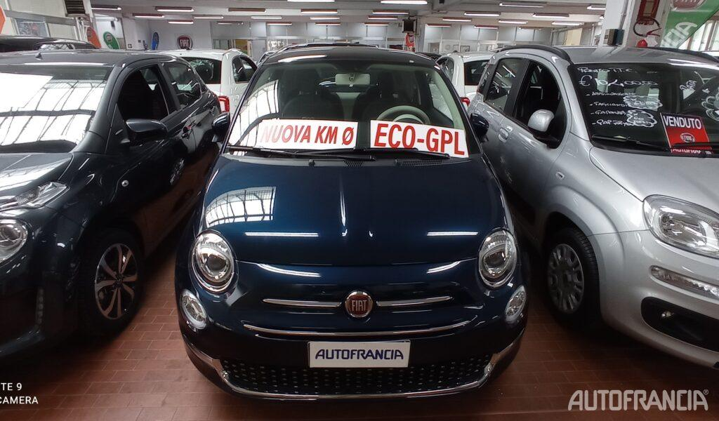 Fiat 500 1.2 69cv Easypower GPL DOLCEVITA